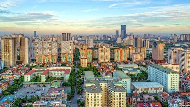 Hanoi real estate market