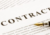 Important considerations when making an apartment rental contract