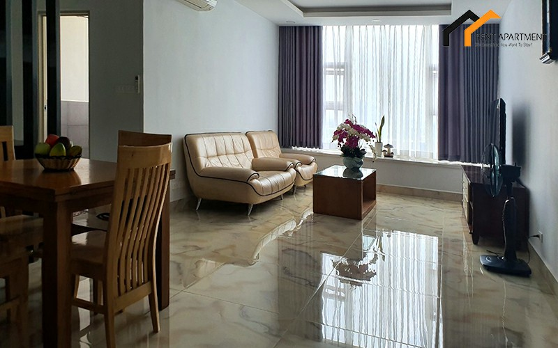 Ho Chi Minh Housing wc service rentals