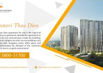 Make Renting in Masteri Thao Dien apartment Pleasant