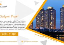 Tips For rent apartment in Saigon Pearl
