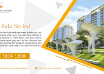 Things You Should Know When Renting Apartment in Sala Sarimi