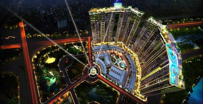 Sunshine City luxury apartments at Ciputra Hanoi